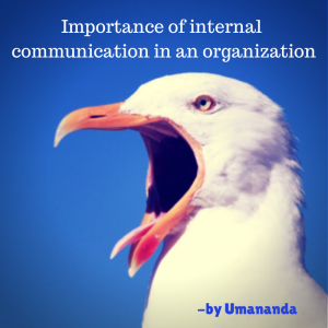 Importance of internal communication in an organization